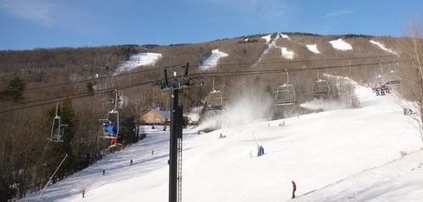 Gorgeous pic from Okemo Today